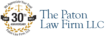 The Paton Law Firm LLC logo